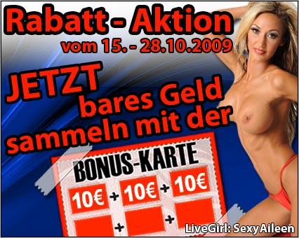 Sexcam Rabatt